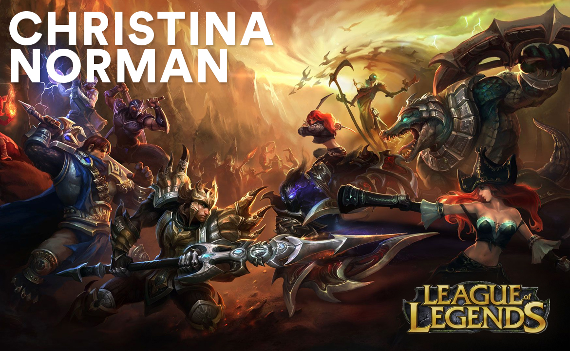 Christina Norman, Riot Games