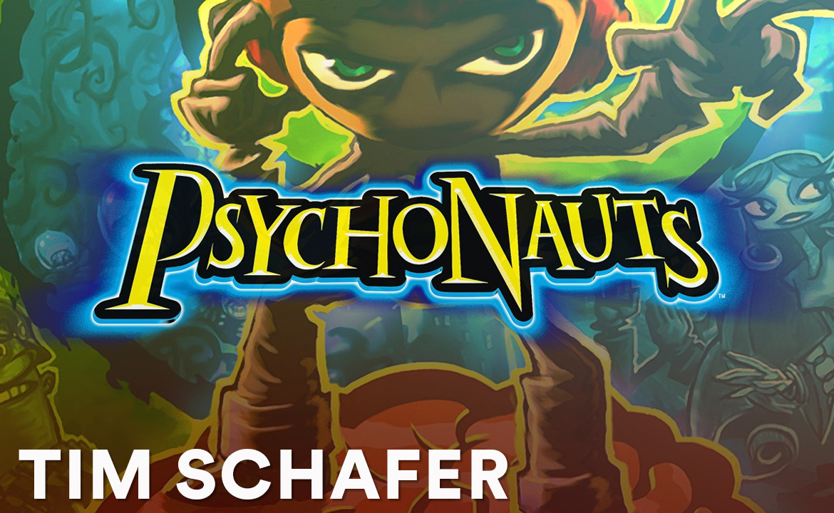 Tim Schafer, Double Fine