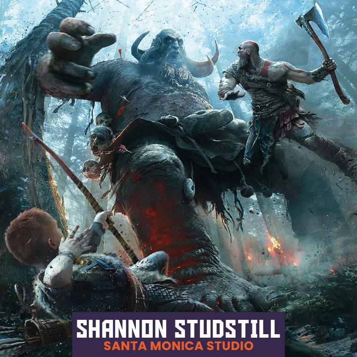 Shannon Studstill, Santa Monica Studio