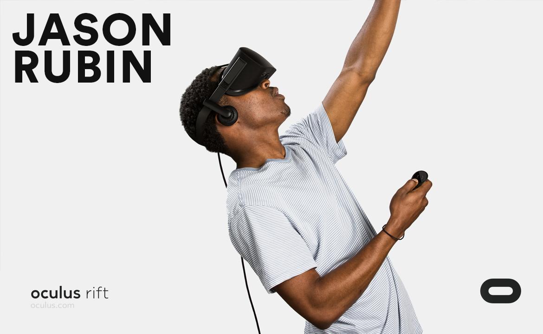 Jason Rubin, Oculus
