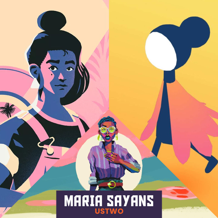 Maria Sayans, ustwo games