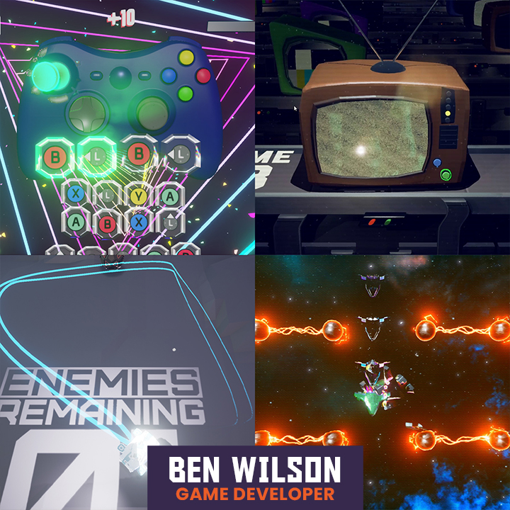 Game Developer Ben Wilson