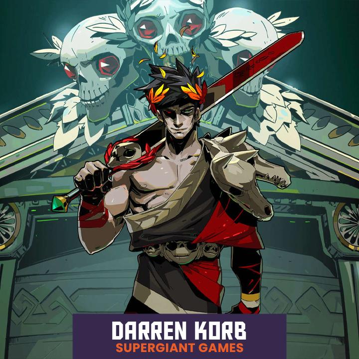 Darren Korb, Supergiant Games