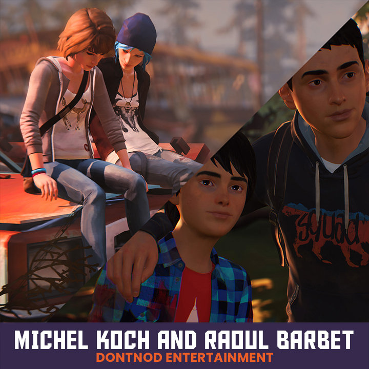 Life is Strange with Michel Koch and Raoul Barbet