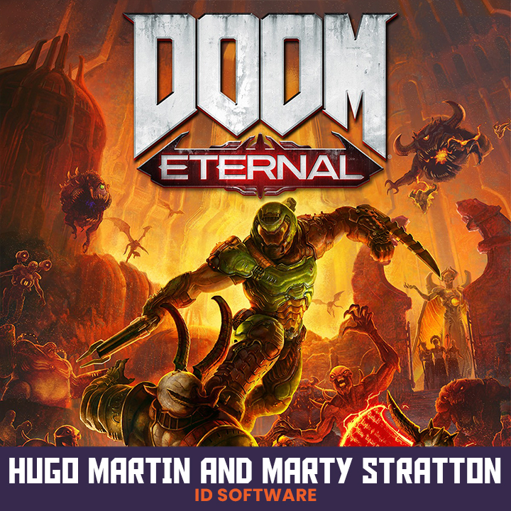Hugo Martin and Marty Stratton, Doom Eternal