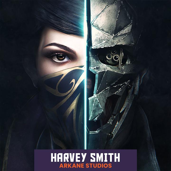 Harvey Smith, Arkane Studios