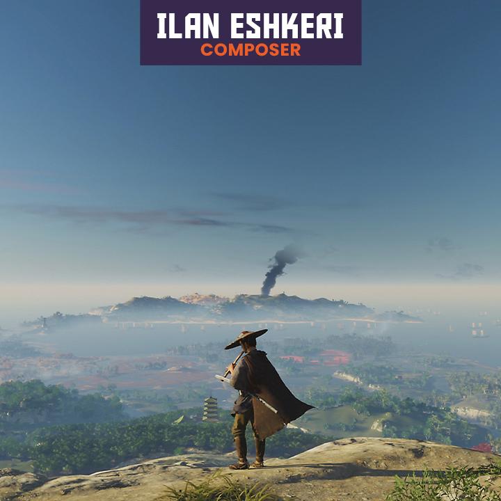 Ghost of Tsushima Composer Ilan Eshkeri