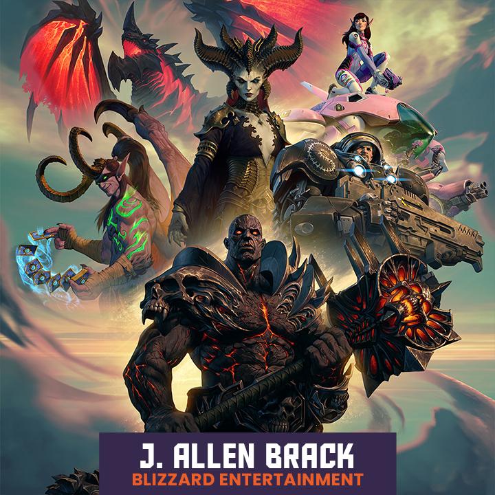 Blizzard's J. Allen Brack