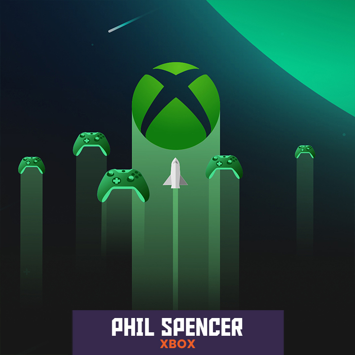 Head of Xbox, Phil Spencer