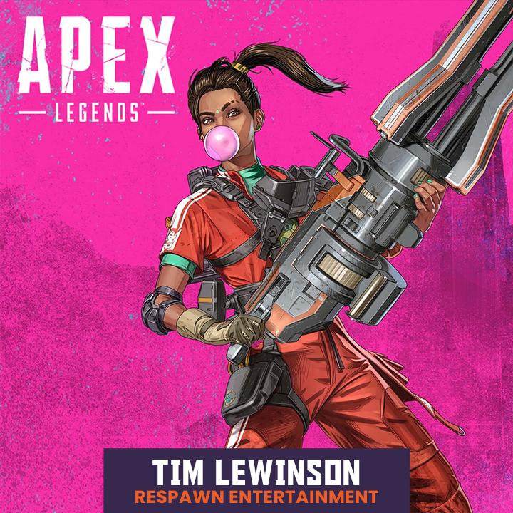 Respawn's Tim Lewinson