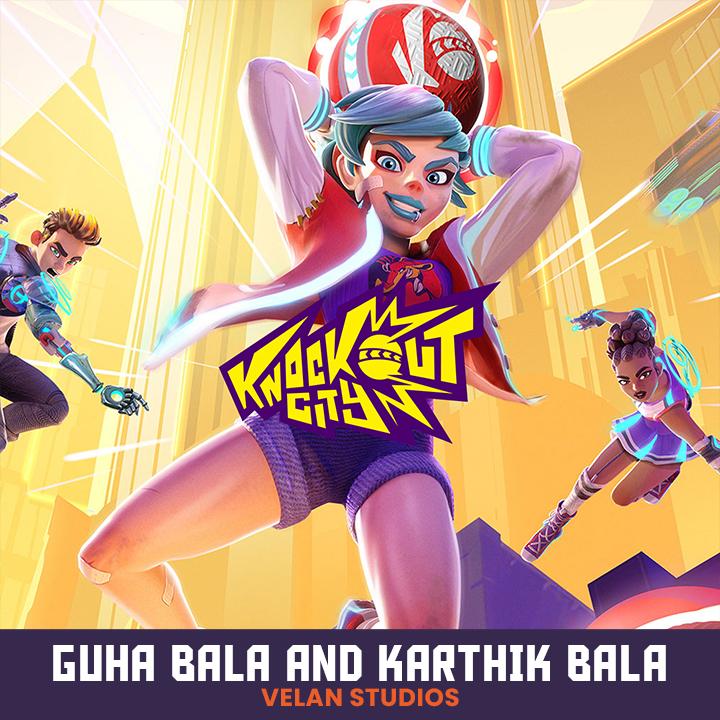 Guha Bala and Karthik Bala, Velan Studios