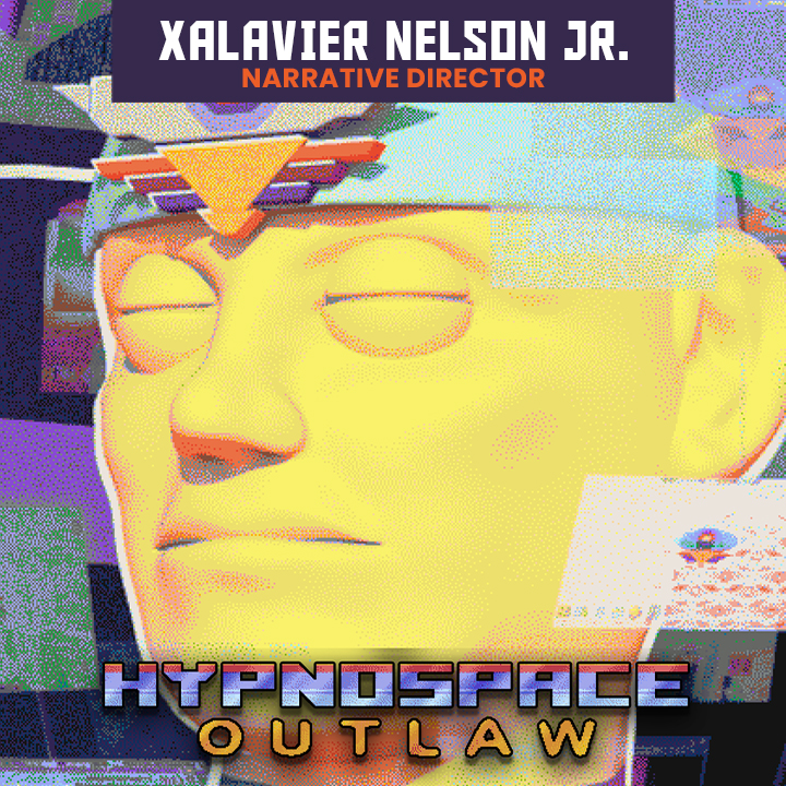 Narrative Director, Xalavier Nelson Jr